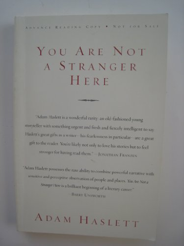 9780965066112: You Are Not a Stranger Here Edition: first
