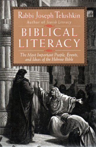 9780965067461: Biblical Literacy: The Most Important People, Events, and Ideas of the Hebrew Bible