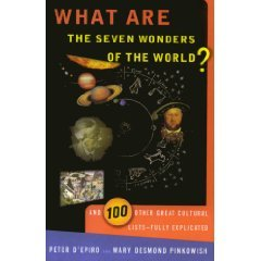 9780965068062: What Are the Seven Wonders of the World
