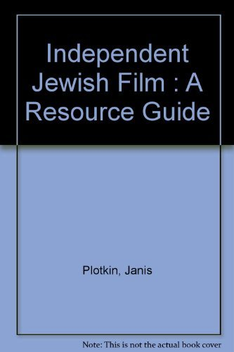 9780965068819: Independent Jewish Film : A Resource Guide