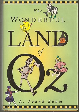 the wonderful land of oz pdf
