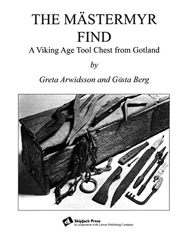 9780965075510: The Mastermyr Find: A Viking Age Tool Chest from Gotland
