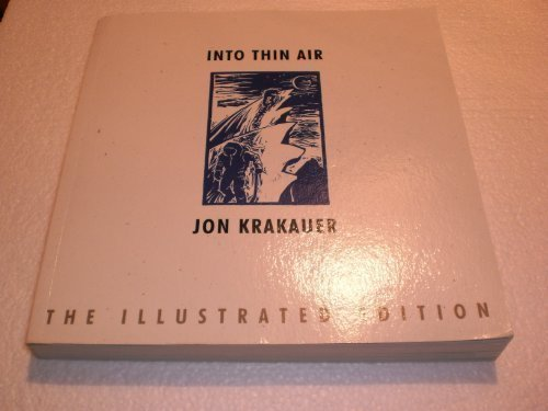 9780965078498: Into Thin Air the Illustrated Edition