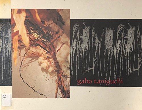 Gaho Taniguchi: Residency: Taniguchi, Gaho