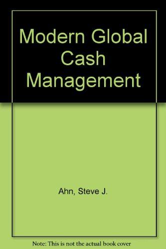 9780965080910: Modern Global Cash Management