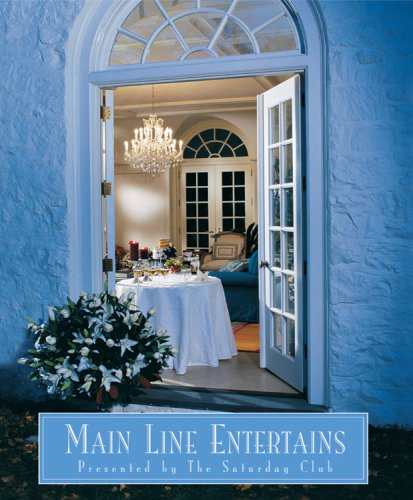 9780965081825: Main Line Entertains