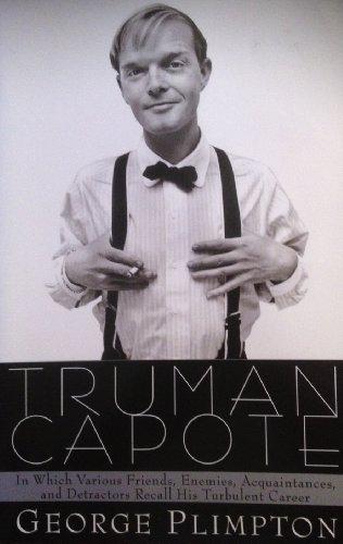 9780965083430: Truman Capote