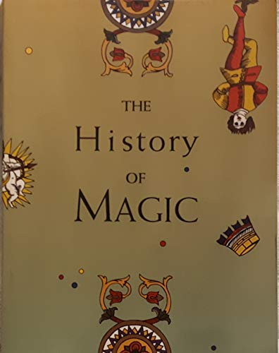 The History of Magic: A Catalogue of: Seligmann, Kurt (cover