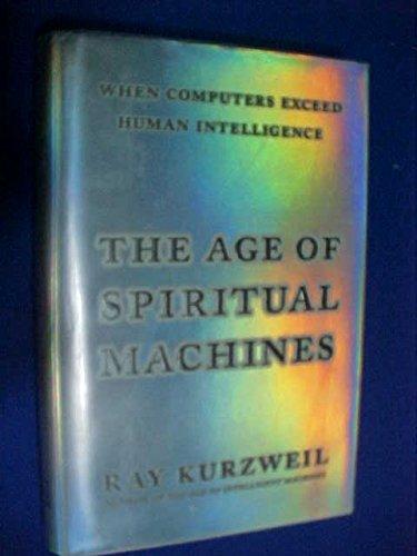 9780965086134: Age of Spiritual Machines