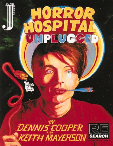 9780965104210: Horror Hospital Unplugged: A Graphic Novel