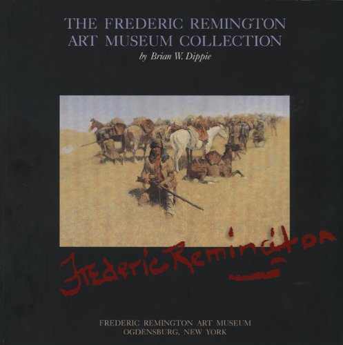9780965105019: The Frederic Remington Art Museum Collection