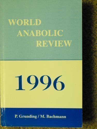 9780965116503: World Anabolic Review, 1996
