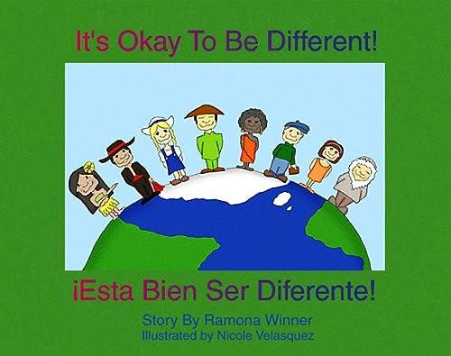 It's Okay To Be Different! Esta Bien Ser Diferente! (Spanish Edition): Velasques, Nicole