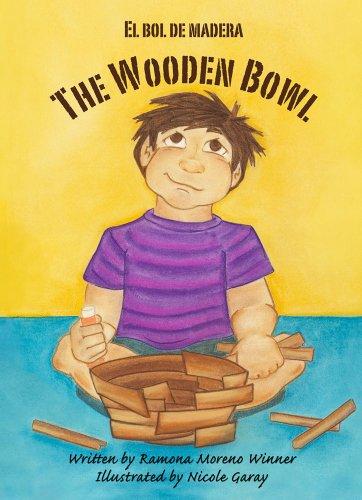 9780965117432: The Wooden Bowl - El bol de madera