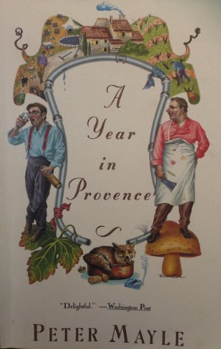 9780965121972: Year in Provence