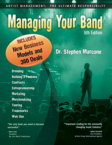 9780965125062: Managing Your Band: 5th Edition