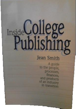 Inside College Publishing: Smith, Jean