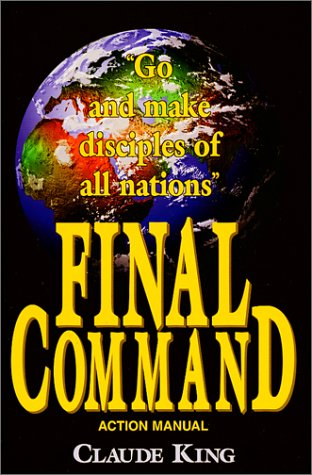 9780965128810: Final Command Action Manual