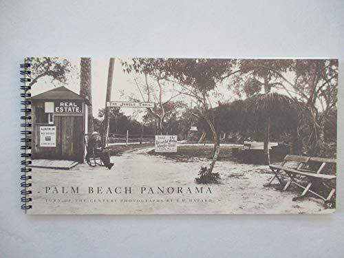 9780965133302: Palm Beach Panorama : Turn-of-Century PHotographs by E. W. Hazard