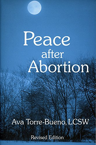 9780965138314: Peace after abortion
