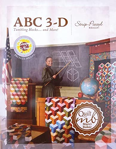 9780965143967: ABC 3-D Tumbling Blocks... and More!
