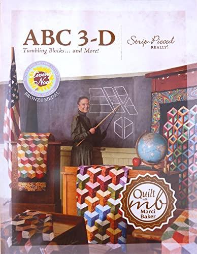 9780965143967: ABC 3-D Tumbling Blocks... and More!