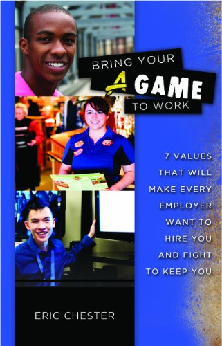 9780965144759: Bring Your A Game to Work (Teen Version)