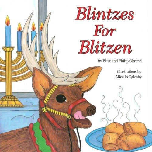 9780965147507: Blintzes For Blitzen