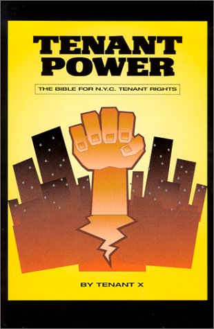 9780965148504: Tenant Power: The Bible for N.Y.C. Tenant Rights