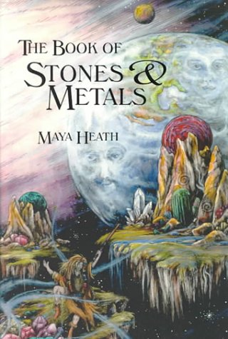 9780965155427: The Book of Stones and Metals