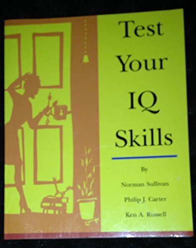 Test Your IQ Skills: Sullivan, Norman