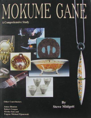 Mokume Gane - A Comprehensive Study: Steve Midgett