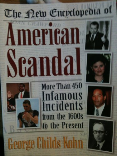 9780965170406: Title: New Encyclopedia of American Scandal