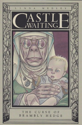 9780965185202: Castle Waiting : The Curse of Brambly Hedge