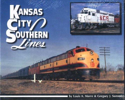 9780965189699: Kansas City Southern Lines