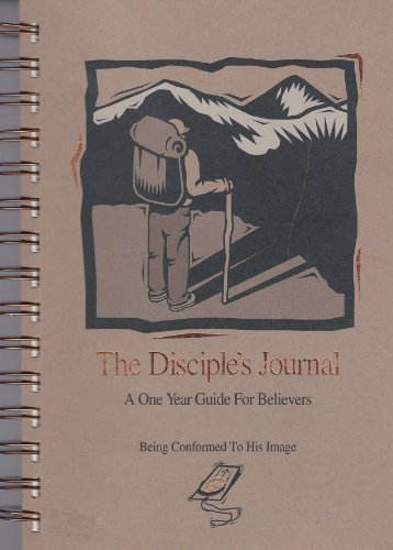 9780965190800: The Disciple's Journal