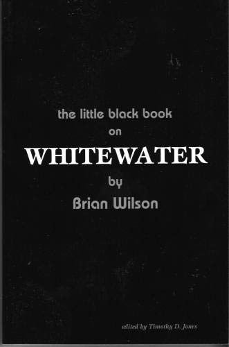 9780965194877: The Little Black Book on Whitewater