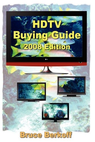 9780965197533: HDTV Buying Guide 2008 Edition