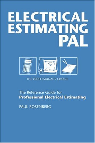 9780965217170: Electrical Estimating Pal (Pal Pocket Reference Series)