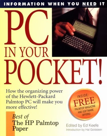 9780965218702: PC in Your Pocket!: Information When You Need It : Best of the Hp Palmtop Paper