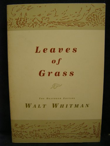 9780965219266: Leaves of Grass, The Deathbed Edition