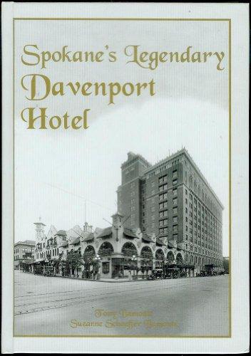 Spokane's legendary Davenport Hotel: Bamonte, Tony