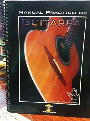 9780965222433: Manual Practico De Guitarra - Llamada Final