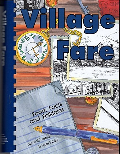 9780965229708: Village Fare: Food, Facts, and Folktales