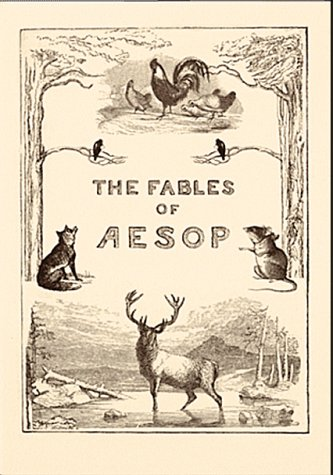 9780965231220: The Fables of Aesop
