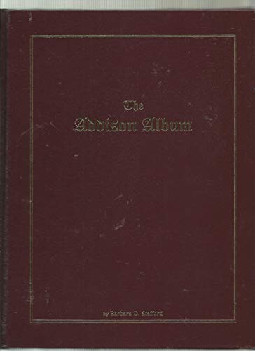 9780965234528: The Addison album: A collection of vignettes of people, places, and things weaving the fabric of Addison Township