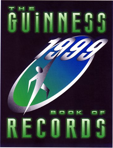 The Guinness Book of Records, 1999 (Guinness World Records): Young, Mark