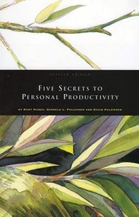 9780965248129: Five Secrets to Personal Productivity