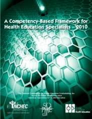 9780965257060: Competency-based Framework for Health Education Specialists - 2010