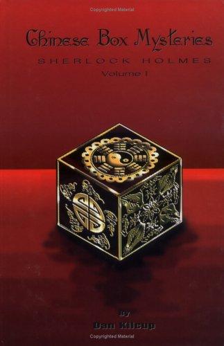 Chinese Box Mysteries: Sherlock Holmes Two Volume: Kilcup, Dan
